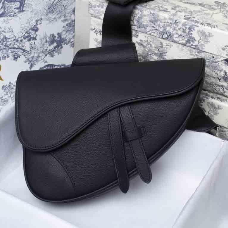 الرجال الكلاسيكية حقيبة الصدر الرجعية سرج أكياس أزياء الرجال حقيبة الكتف حقيبة الخصر جودة عالية حقيبة يد جلد طبيعي