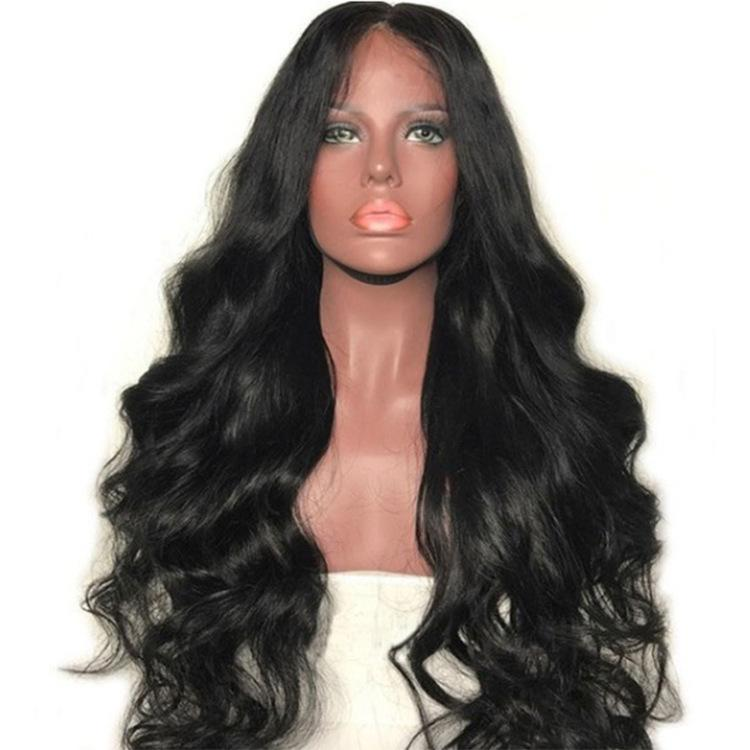 Nuevo flequillo oblicuo de moda, pelo rizado, pelucas de malla rosa, afeitado realista, aderezo diario, peluca de juego, juego de cabello