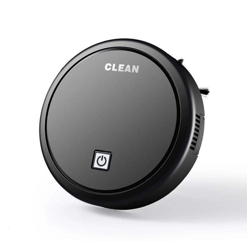 Робот Вакуумный очиститель USB зарядки интеллектуальный ленивый робот беспроводной вакуумный очиститель подметающий вацкум роботы ковров