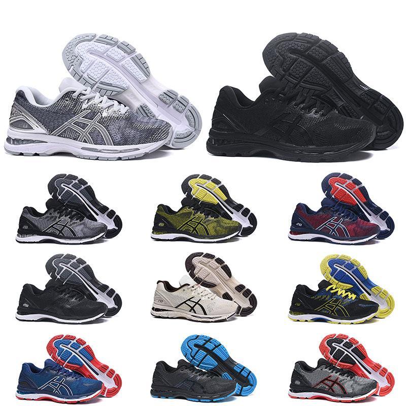 Высочайшее качество GEL 360 Shift Knit Женщины Мужские Бегущие Обувь Асики 20 SP Серебро Черный Желтый Белый Синий Мужские Спортивные Бегинские Тренеры Кроссовки