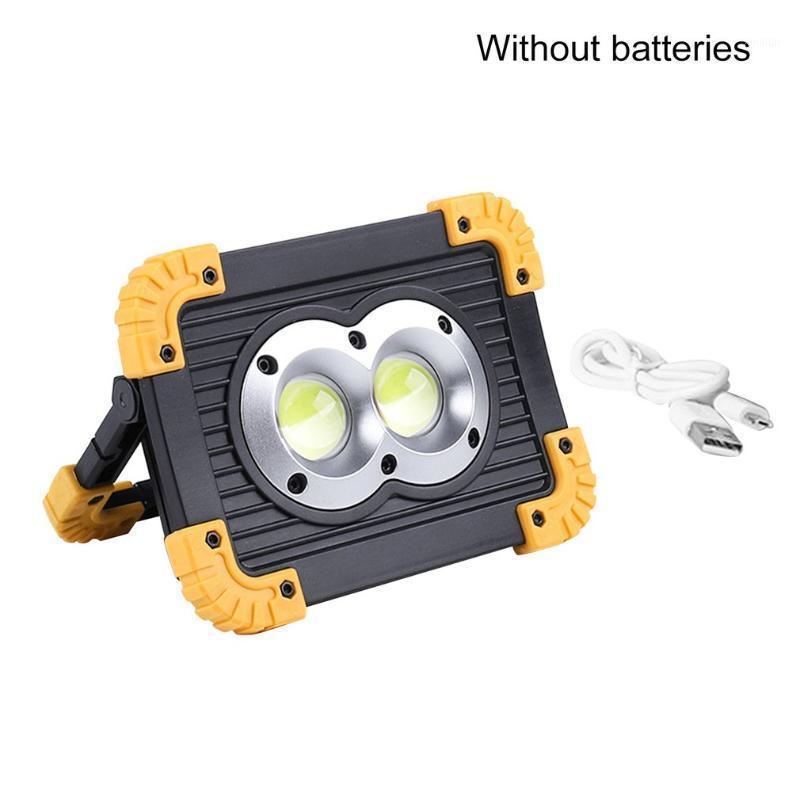 Портативные фонарики Светодиодный точечный свет Рабочий свет Перезаряжаемый 18650 аккумулятор Открытый для охоты на кемпинг LL-8021