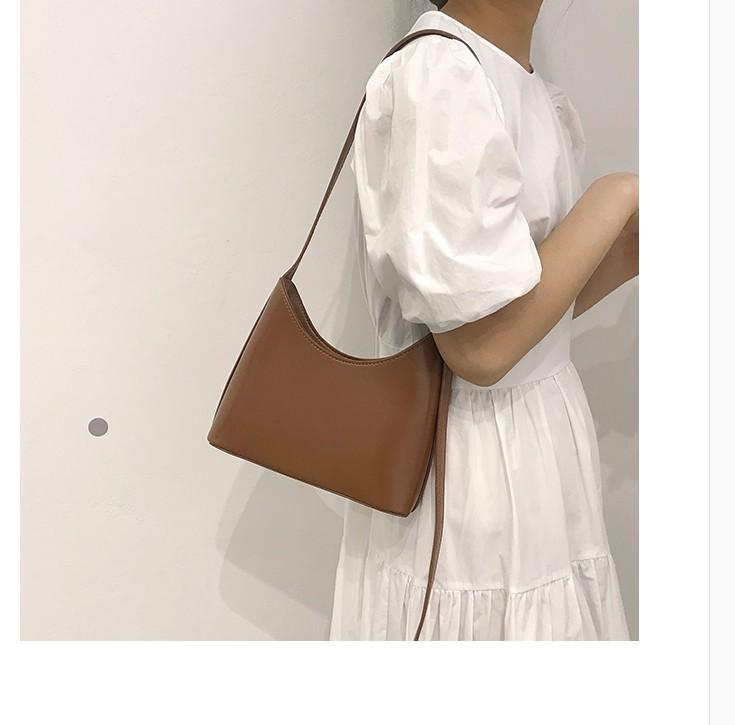 PU undermary сумка женская сумка 2020 новая мода ведро хорошее качество сумка на плечо мешок