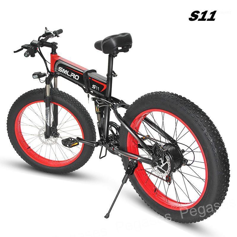 دراجة elctrica 500 واط / 1000 واط 26 بوصة دراجة بطارية عجلة كهربائية سامسونج 48 فولت 14ah bike1