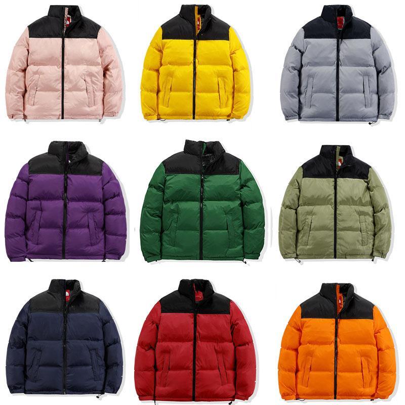 20ss новая мужская вниз зимняя куртка Parka мужчины женщин классические повседневные пальто мужские стилисты открытый теплый пиджак высокое качество унисекс пальто