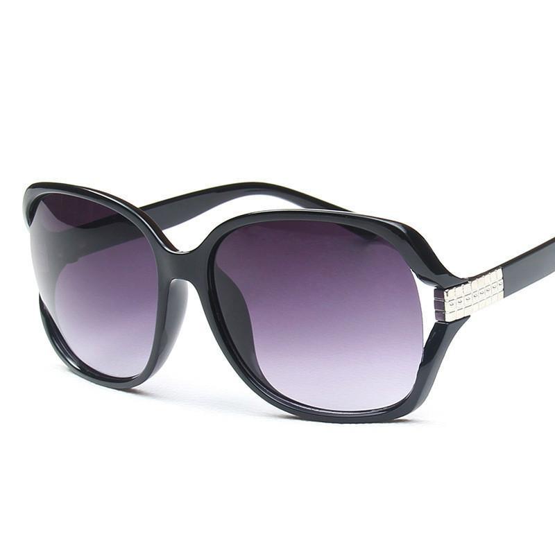 Мода Trend ультрафиолетовое солнце 2020 Sexy Personalit Ultra-Light All-Score женские солнцезащитные очки Женщина Большие рамки Очки
