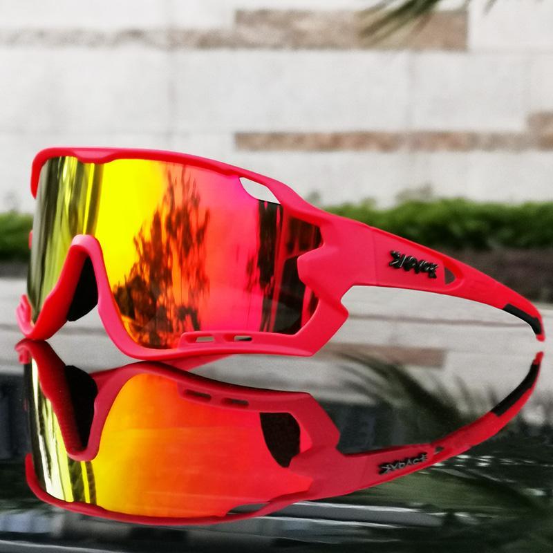 Мотоцикл новые солнцезащитные очки объектив MTB дорожный спортивный велосипед езда на велосипеде очки очки бегущий окунь Велоспорт рыбалка 20212020 1 л