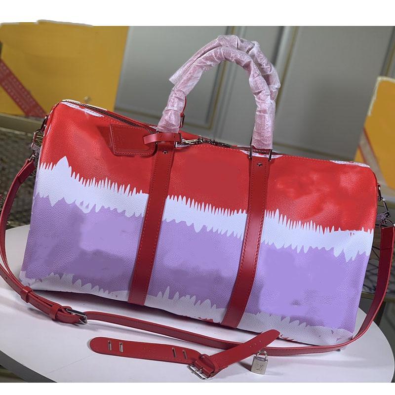 Bolsos de viaje de lujo de alta calidad Global Handbags 41418 Edición limitada Damas para hombres Diseñadores para hombres Bolsos para hombres Compras QKLSF