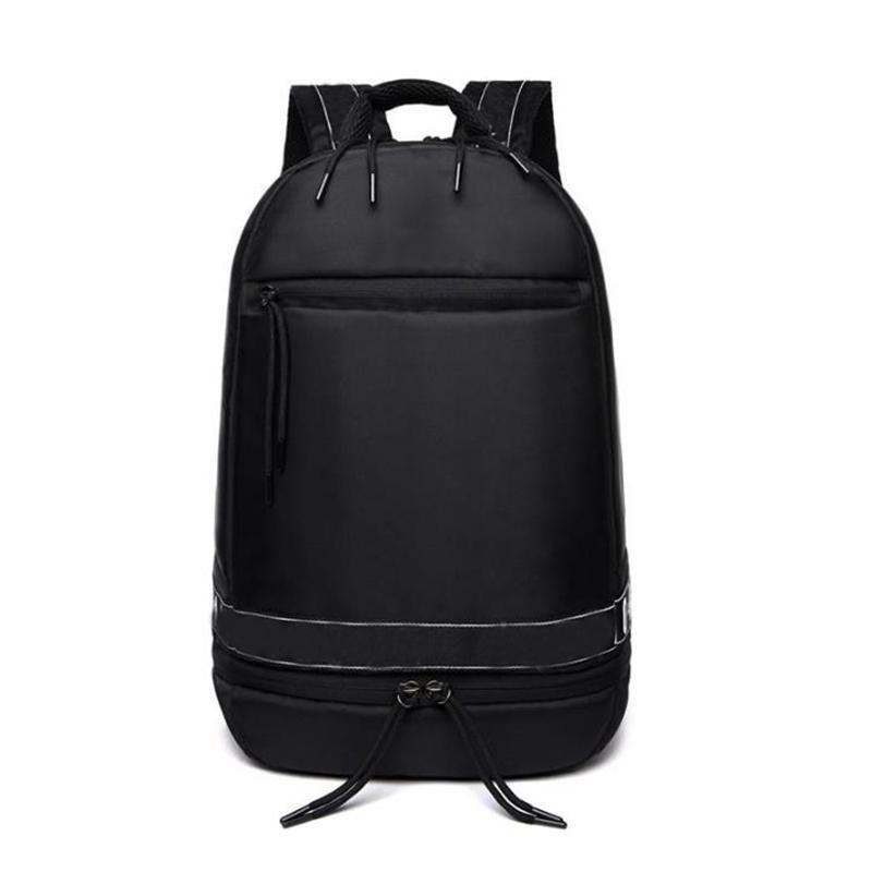 2019 venta caliente marca hombres deporte mochila bolsa de hombro cruz cuerpo de alta calidad venta caliente bolsas casuales poliéster negro envío gratis b103938y