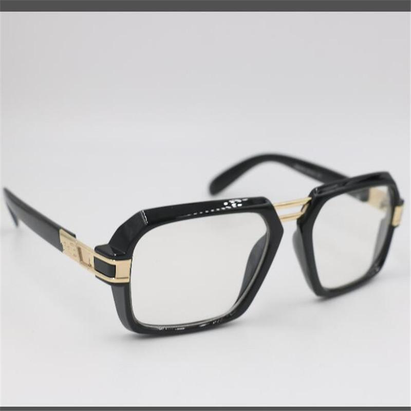 Солнцезащитные очки мужские и женские европейские американские квадратные цветные зеркало хип-хоп на улице