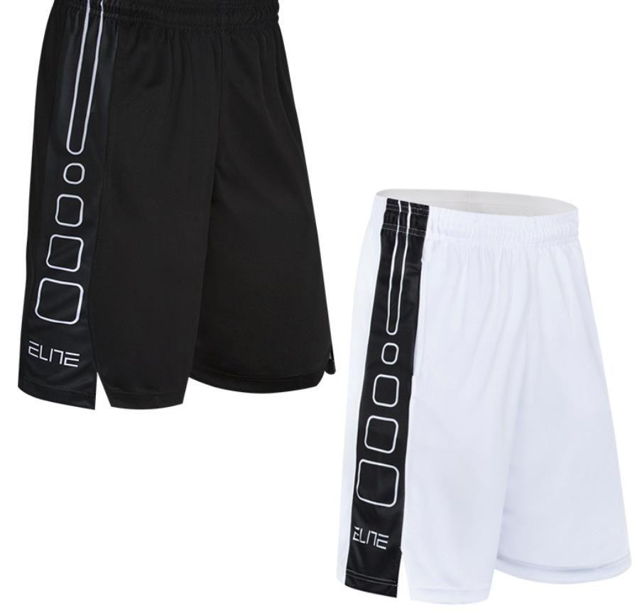 Basketball Shorts secchezza rapido respirabile allentato casuale degli uomini di sport esterni i pantaloni di scarsità di forma fisica Maschio Training Shorts