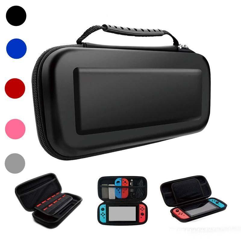 Tragbare Tragen Schutz Reisen HARD EVA Bag Console Game Beutel Schutzkörpern Für Nintendo Switch Shell Box Switch Hohe Qualität Neue Qualität