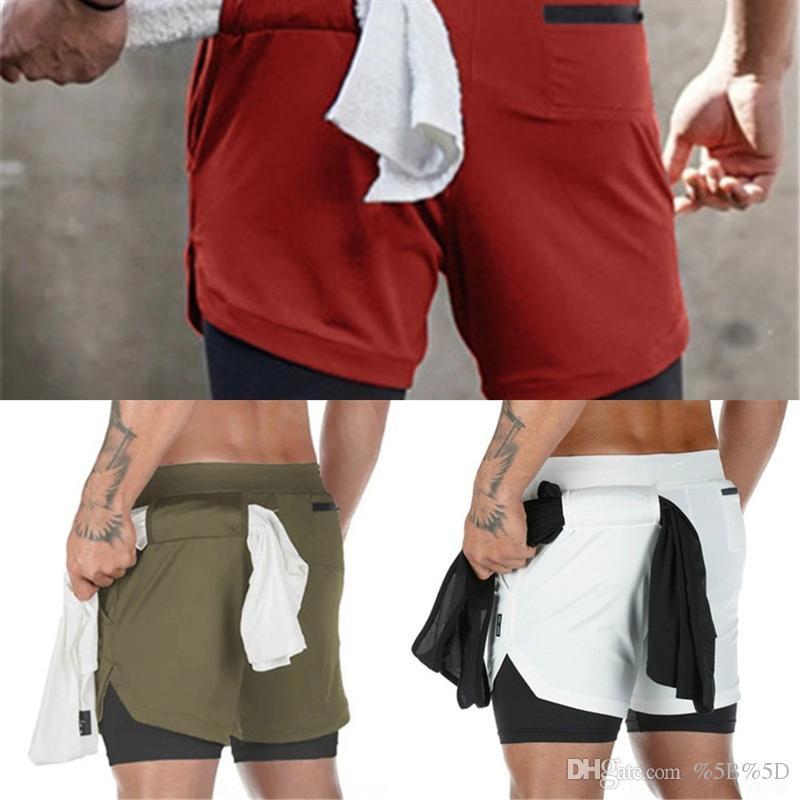 VBU1 hombre casual verano culturismo sexy hombre corto masculino deporte aptitud pantalones cortos entrenamiento pantalones de entrenamiento moda al aire libre moda