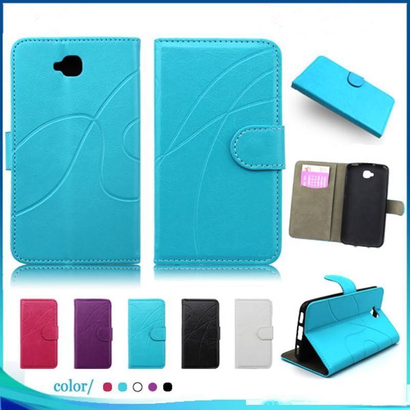 Leder Geldbörsenfall für LG Q7 plus Metropcs für Alcatel 7 Folio Metropcs Phone Case Kreditkarten Geldbörse Opp-Taschen