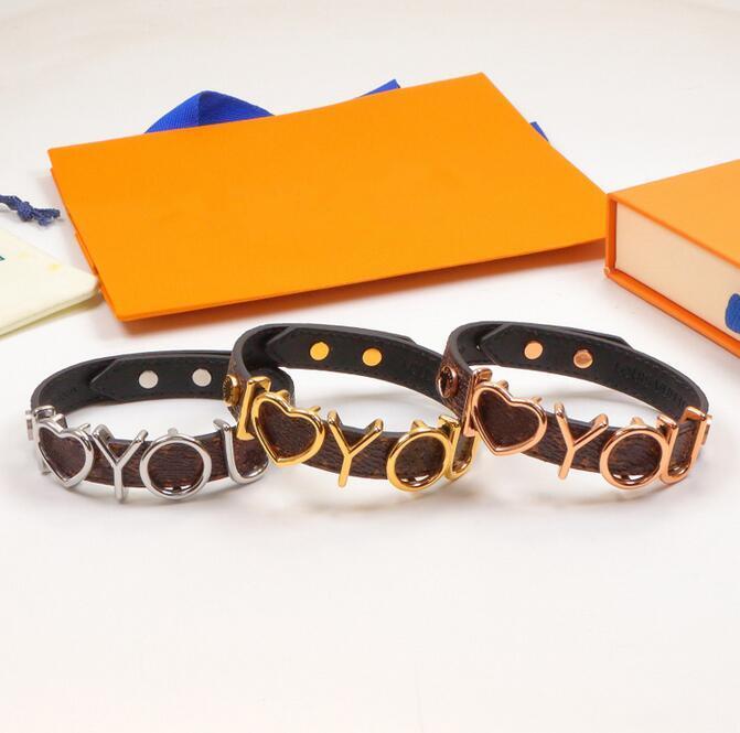 2020 Designer marca pulseiras casal jóias amor rosa pulseira de ouro simples pulseiras mulheres homens parafuso chave de fenda braceletes