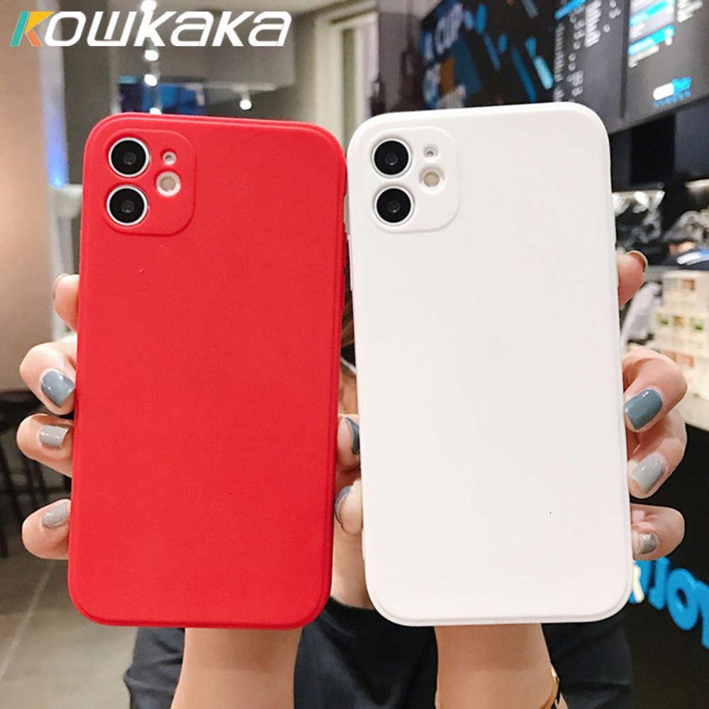 sewqvip 11 Pro XS Max 12 Mini XR x 6 6S 7 8 plus se 2020 square silicone camera case, solid colorvtrvgt