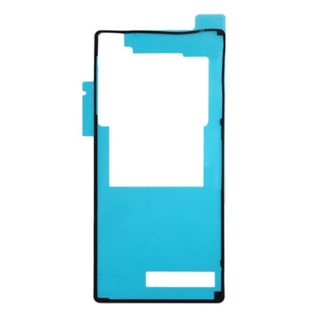 Pegatina de adhesivo de cubierta trasera de la batería para Sony Xperia Z3 D6603 D6653