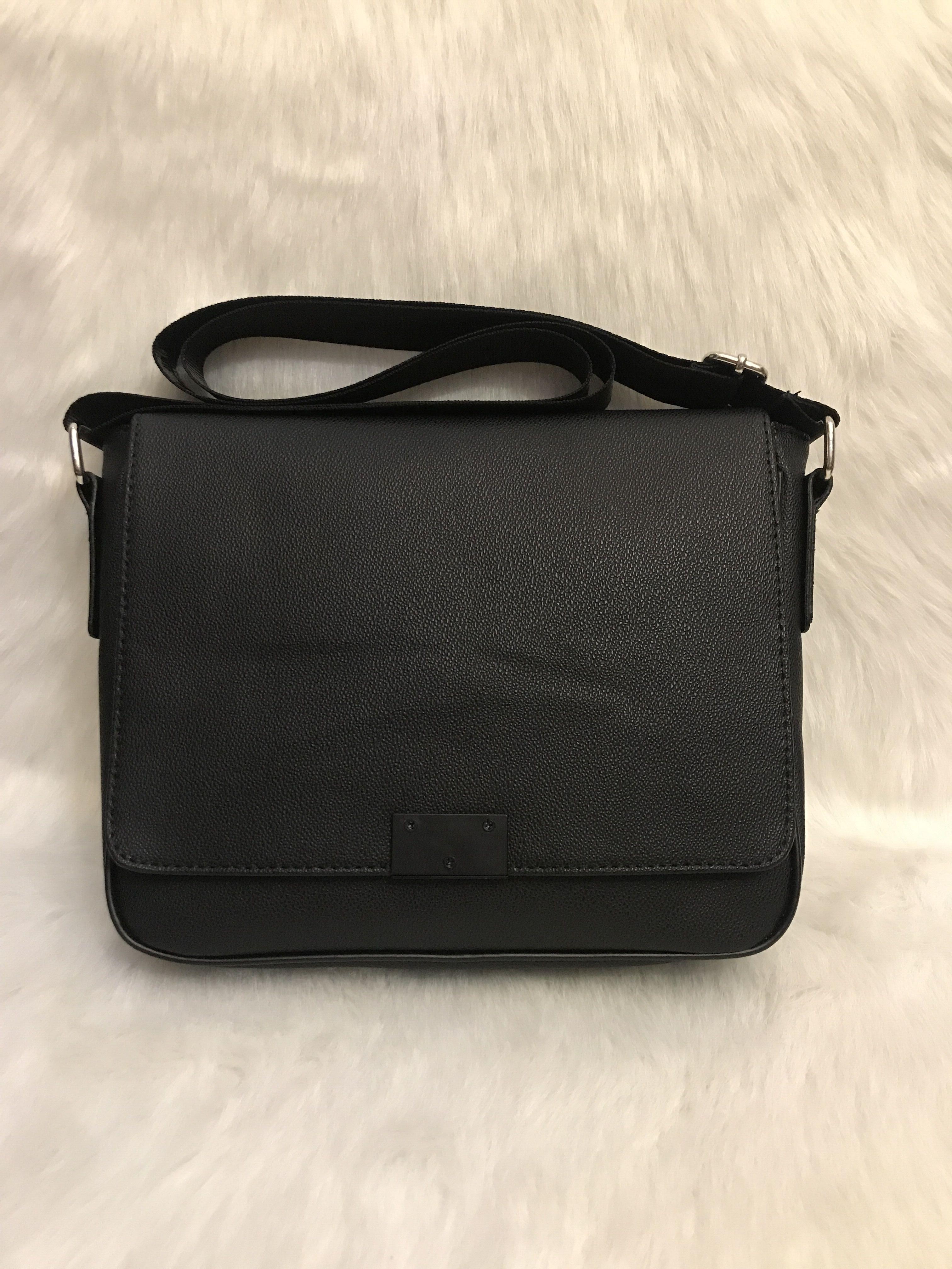 Wqoxn Bag Messenger Classic Men Nueva Moda 41213 con Bolsas Cross School Debe Body Bookbag Bolsa de polvo 2019 Sulvg