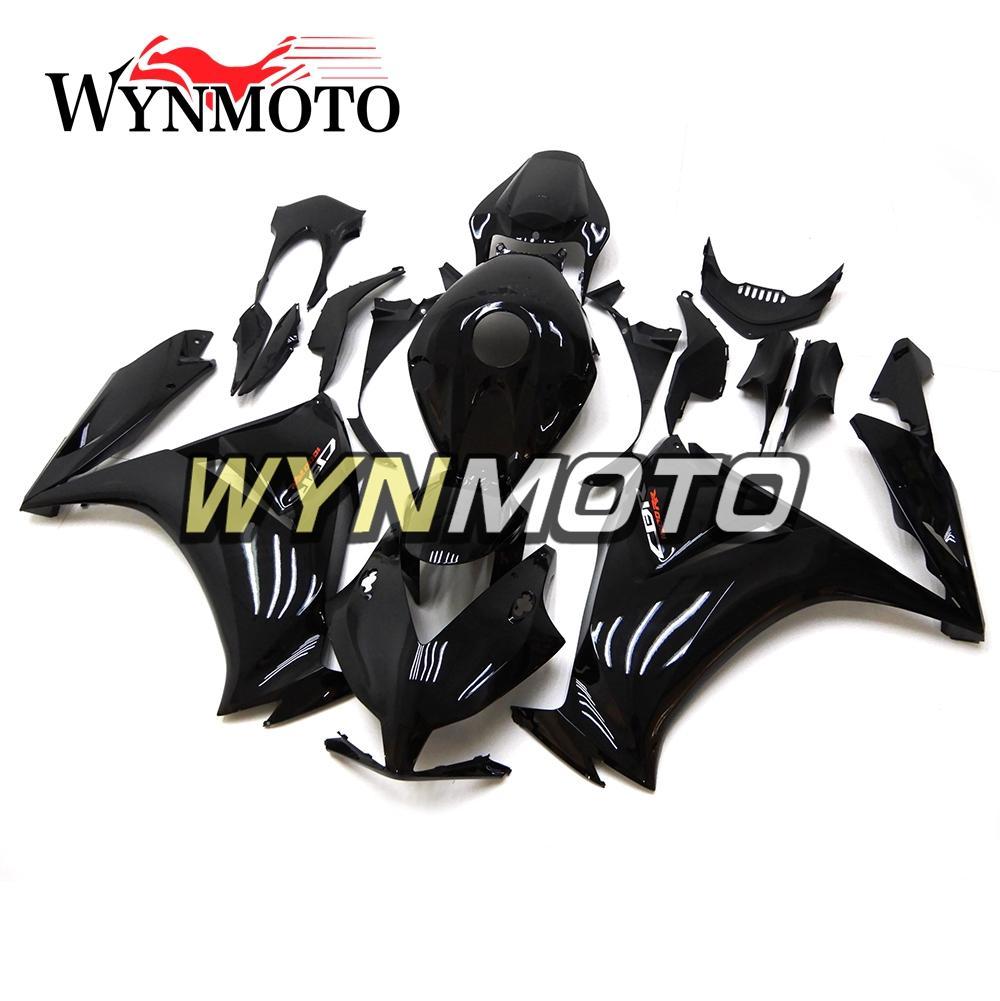 Кузов для 2012 года Honda CBR1000RR 2013 2014 2015 2016 2016 Комплектующие наборы CBR1000RR 12 13 14 15 16 Обычные рамки Blose Gloss Black