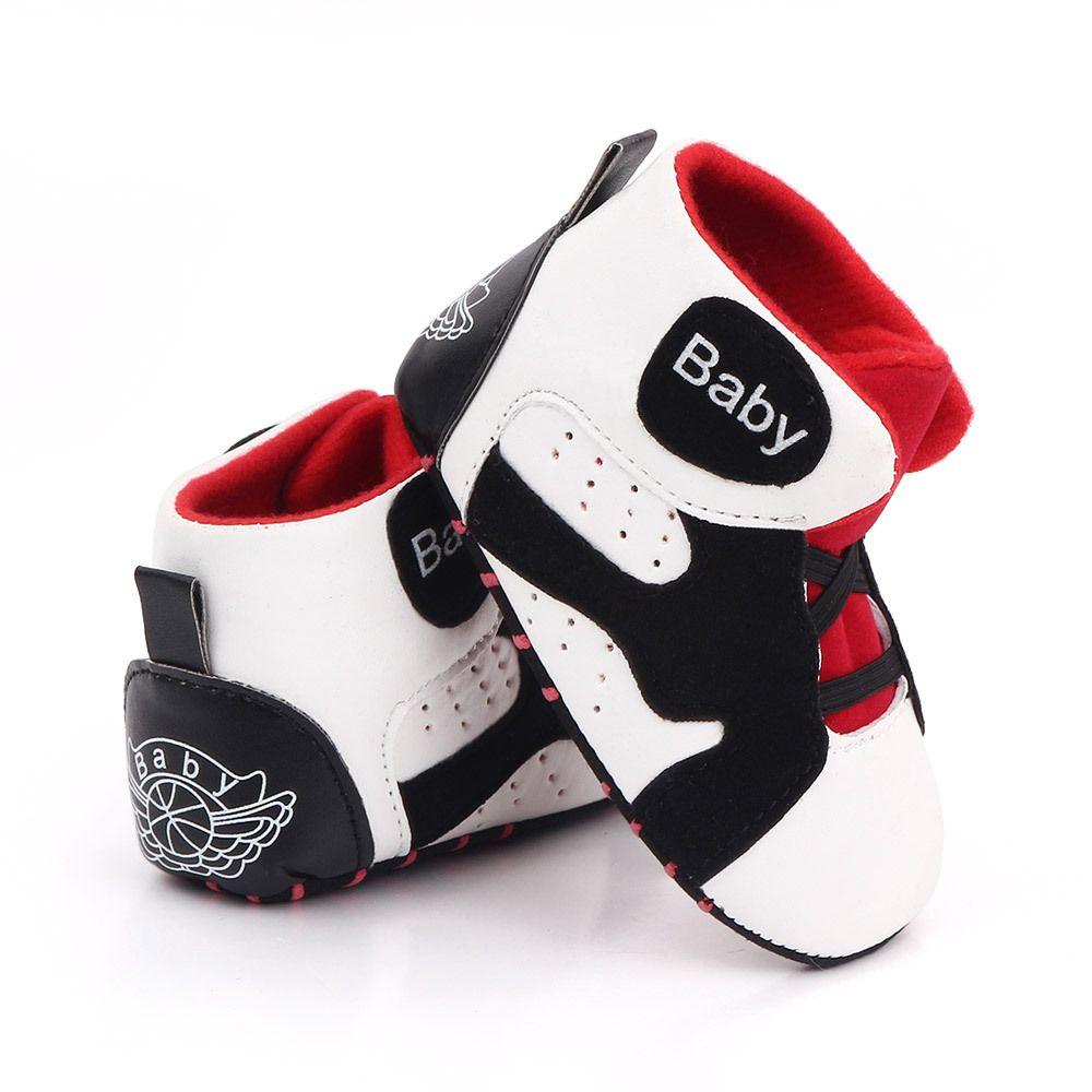 유아 아기 소년 구두 스포츠 유아 신발 워커 소년 소녀 캐주얼 신발 봄과 가을 부드러운 유일한 신생아 운동화 신발