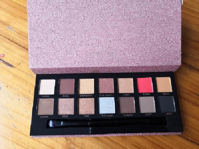 2018 Beauty Brand Makeup Teeshadow 14 цветов теней для теней для теней розовое золото ремастерированные текстурированные тени для век палитра матовый мерцание новые обнаженные тени