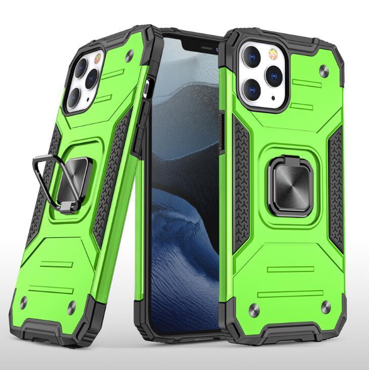 L'étui de téléphone mobile convient au support de voiture de la voiture 12Pro 12Pro 11Pro Coque de protection de la protection de luxe