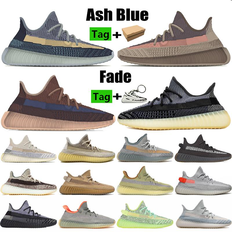 New Best Ash Stone blue pearl Fade v2 мужские кроссовки из углеродного волокна Natural cinder earth israfil cloud white мужские женские кроссовки