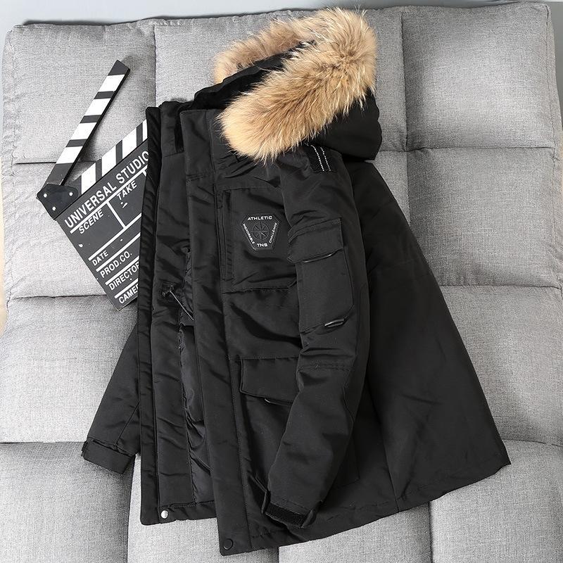 RHmG Zongke Striped Kimono Cardigan Hip Japanese Kimono Men Jacket Streetwear Clothes Spring Jacket Men Coat Hop 2019 Mens