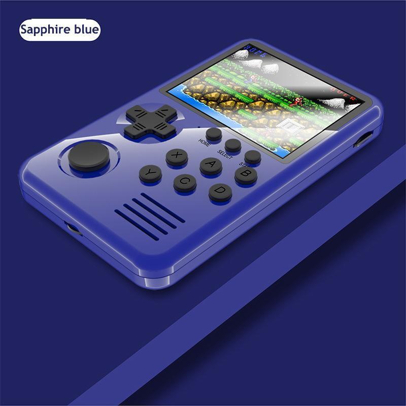 16 бит ретро умный портативные видеоигры M3S мини портативные игры игроки USB зарядки игровой консоли с игр 4G для детей