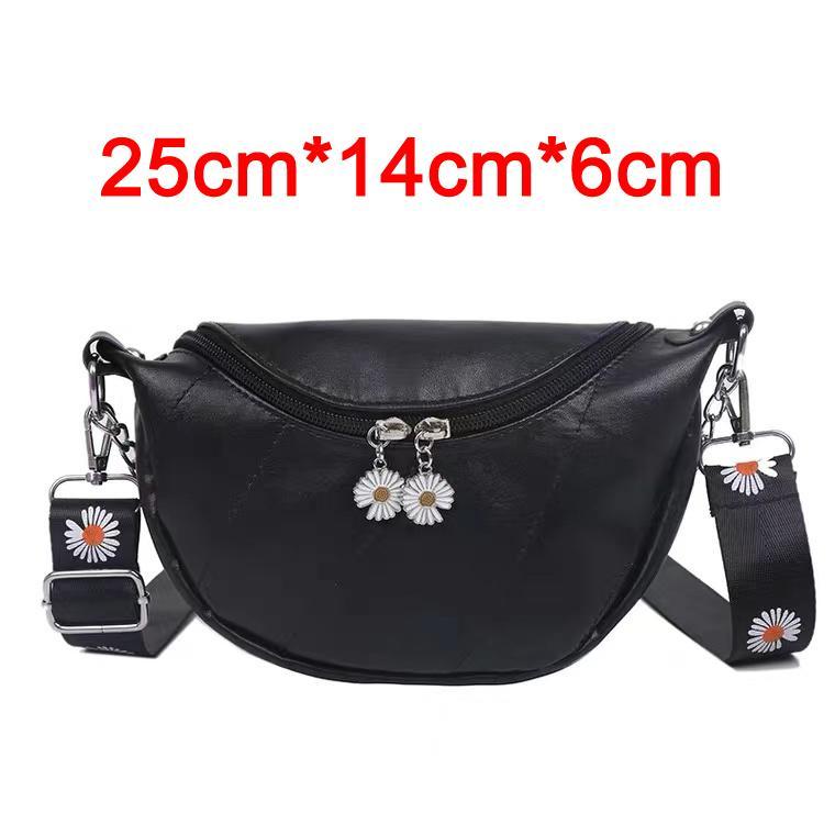 Сумка на груди, женская мода талия сумка, маленький цветок, широкий наплечный ремешок, спортивные велосипедные сумка мини-одно плечо мешок для тела монеты кошелек