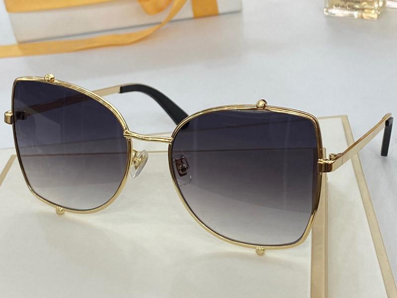 0952 النظارات الشمسية للرجال الأزياء الإطار الكامل uv400 uv حماية عدسة steampunk الصيف القط العين نمط comw مع حزمة حار بيع نموذج