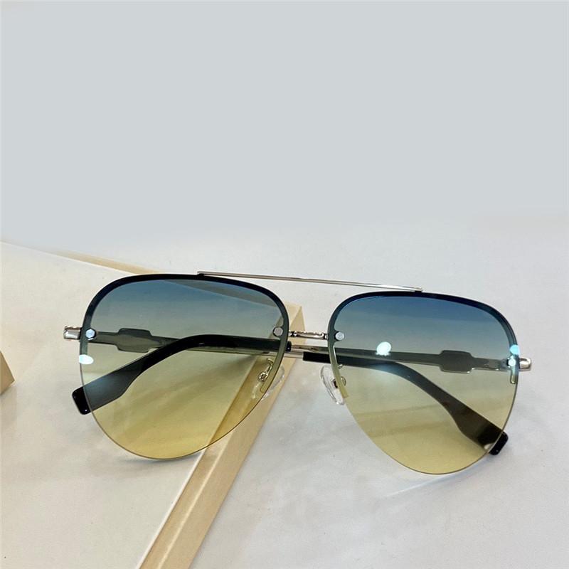 0408 Yeni Popüler Güneş Gözlüğü Kadınlar Için UV Koruma Vintage Oval Çerçeve Moda En Kaliteli Case Klasik Güneş Gözlüğü Ile Gel