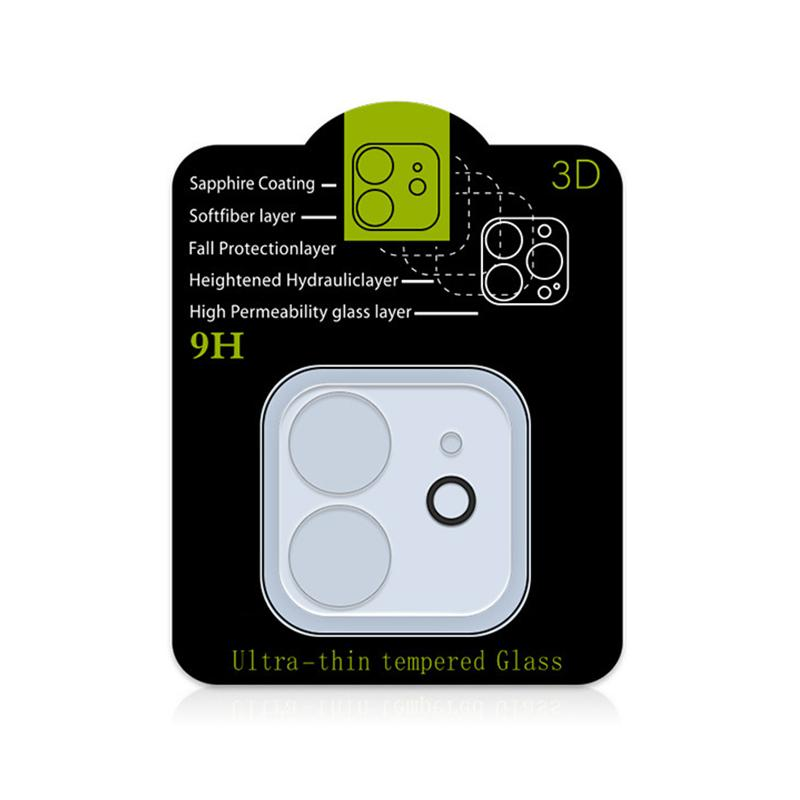 عودة الكاميرا عدسة الزجاج المقسى ل iPhone 12 mini 11 برو ماكس كاميرا عودة كاميرا جلالس فيلم لفون 12 برو ماكس حامي الشاشة