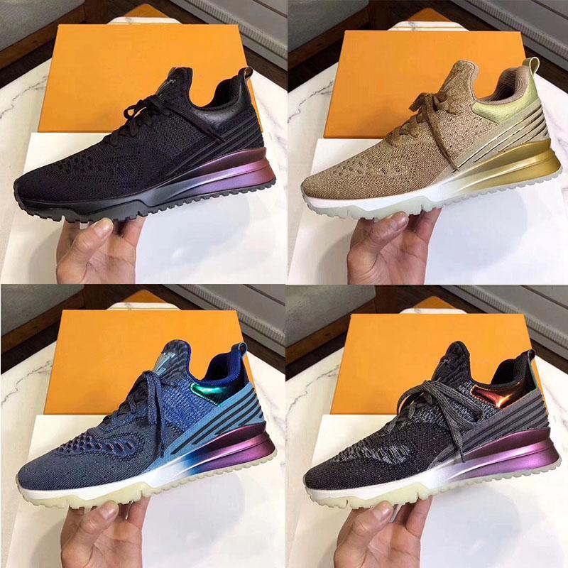 2020 Top Brand Designer V.N.R Scarpe casual casual da uomo Slip Scarpe casual taglia 38-45