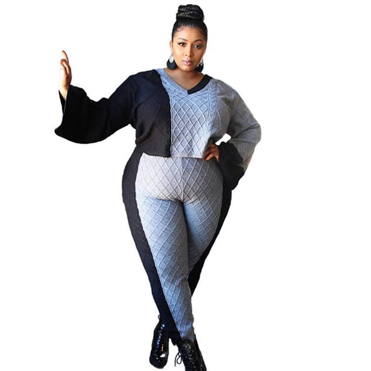 womens sportswear pullover leggings designer outfits 2 pieces set tracksuit long sleeve shirt pants sportsuit sweatshirts klw5812