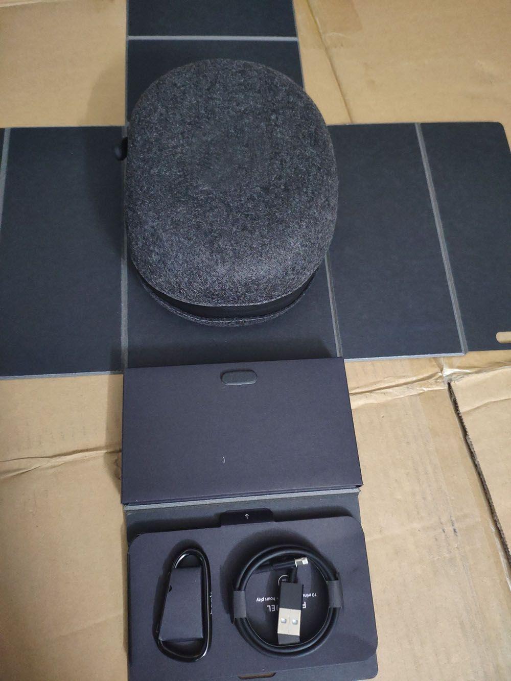 2021 Rumore del truciolo Annullare ANC On Ear Bluetooth senza fili Cuffie Pop Windows Pro Cuffie Deep Bass