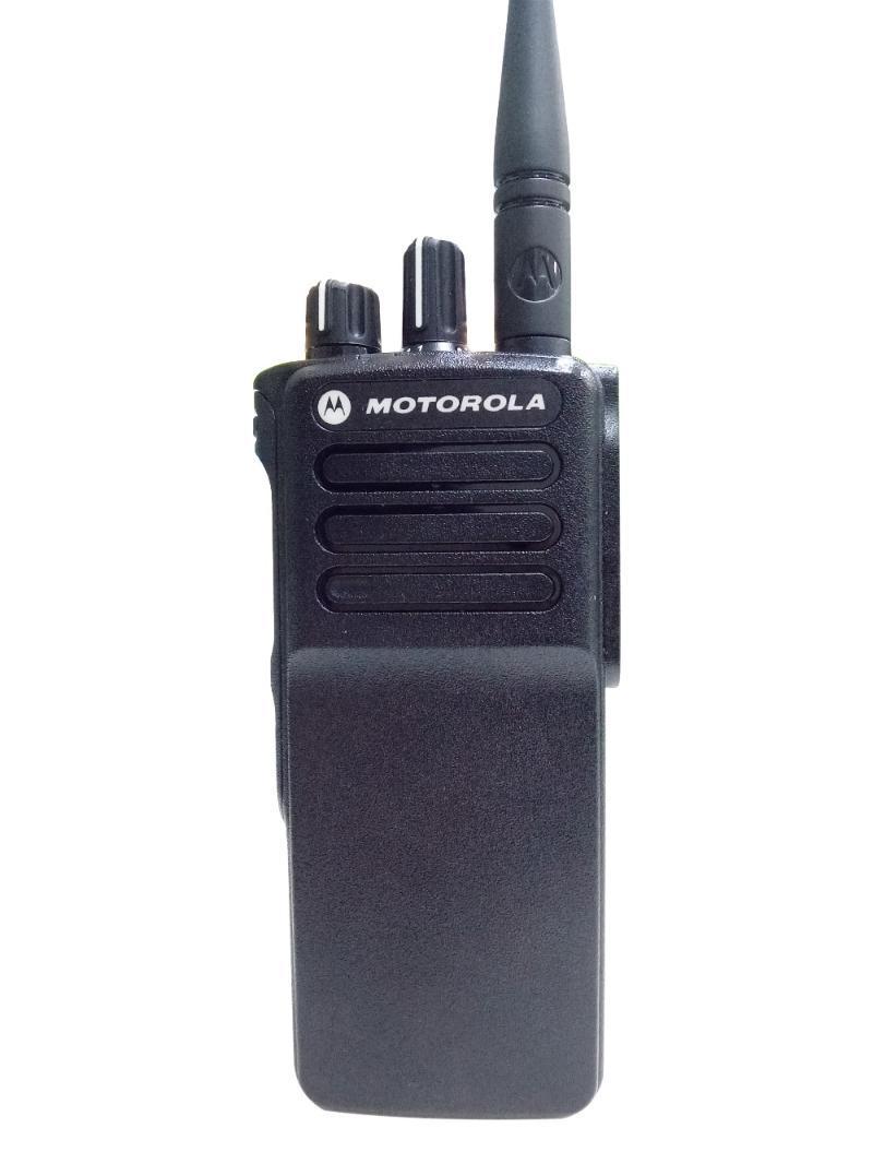 Motorola DP4400E Radio à deux voies numérique avec wifi Walkie Talkie mieux connectée, plus sûre et plus productive