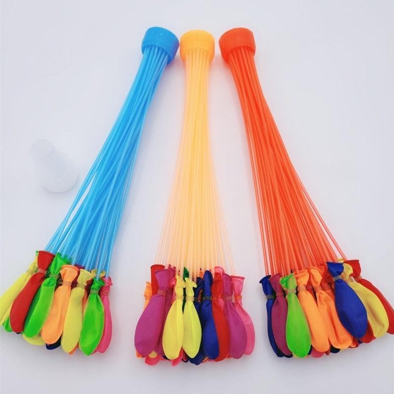 Çocuk Eğlence Oyuncak Için Su Balonu Çok Renkli Hem Erkek Ve Kız Yaz Açık Su Mücadelesi Oyunu Partisi