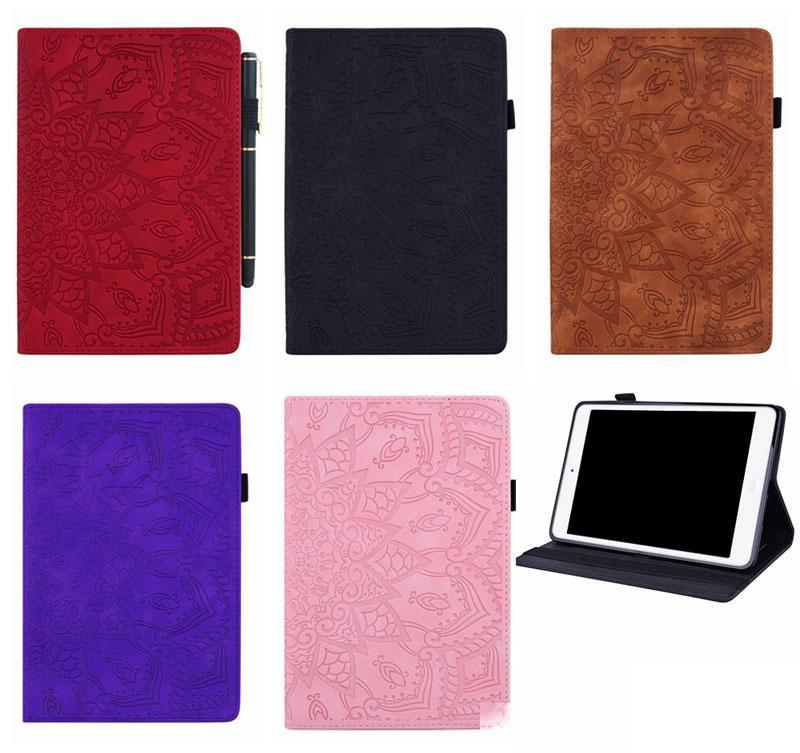 Custodia con portafoglio in pelle di pizzo per iPad mini 1 2 3,4, iPad 2 3 4 5 6 Air 2 9.7 10.2 2019 Bling Luxury Bling Scheda Slot Holder Holder Fahion Cover
