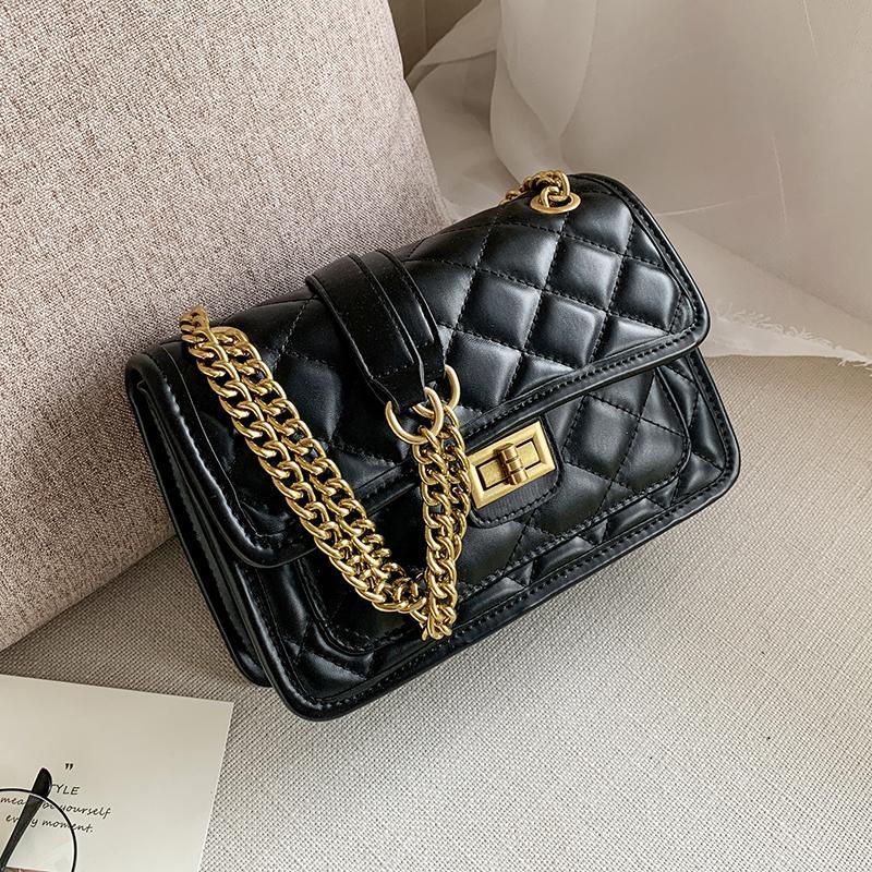 HIFAR New Luxury Damen Lederhandtaschen-Qualität PU-Schulter-Beutel-Marken-Entwerfer Umhängetaschen Kleine Mode-Dame-Beutel 2019 C1116
