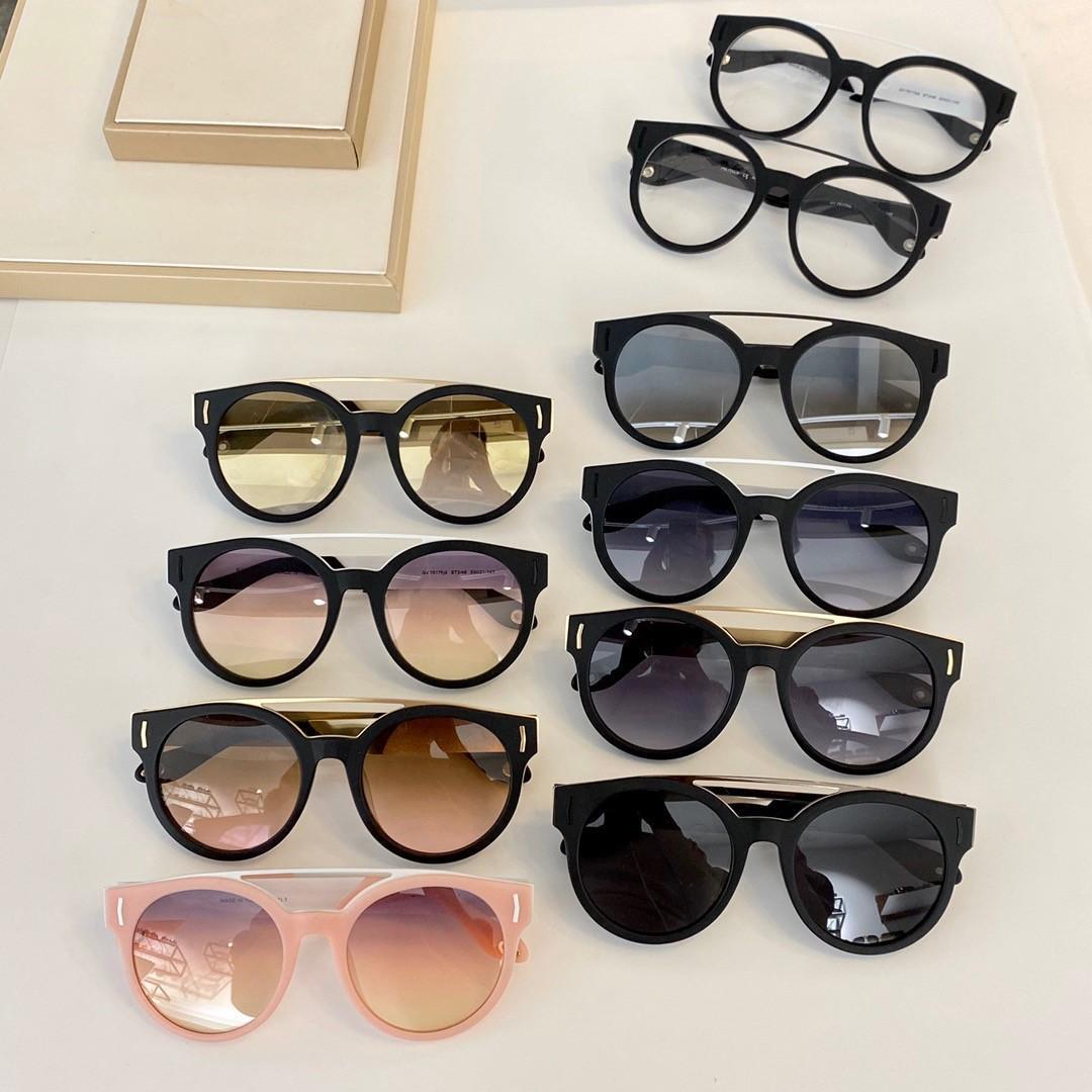 2021 أعلى جودة أعلى جودة 7017 رجل نظارات الرجال نظارات الشمس النساء النظارات الشمسية نمط الأزياء يحمي العينين مع مربع