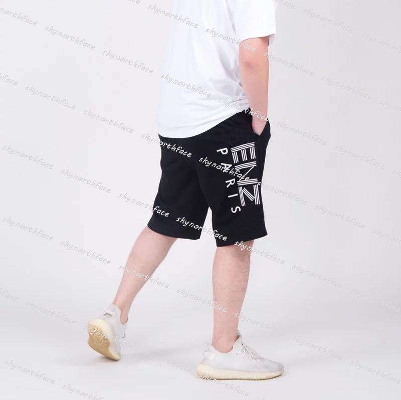 2020 мужская одежда дизайнеры мужские спортивные штаны люкс брюки бегуны повседневная короткая пот брюки Homme брюки шорты Jogger Petter