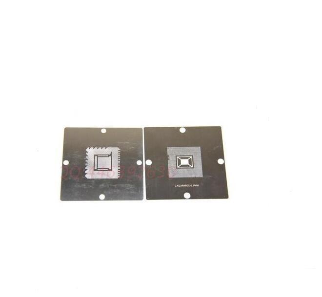 90 * 90mm 80 * 80mm PS3 4000 GPU D5305A D5305F D5305K CPU CXD2999GG CXD2999GB CXD2999BGG şablon