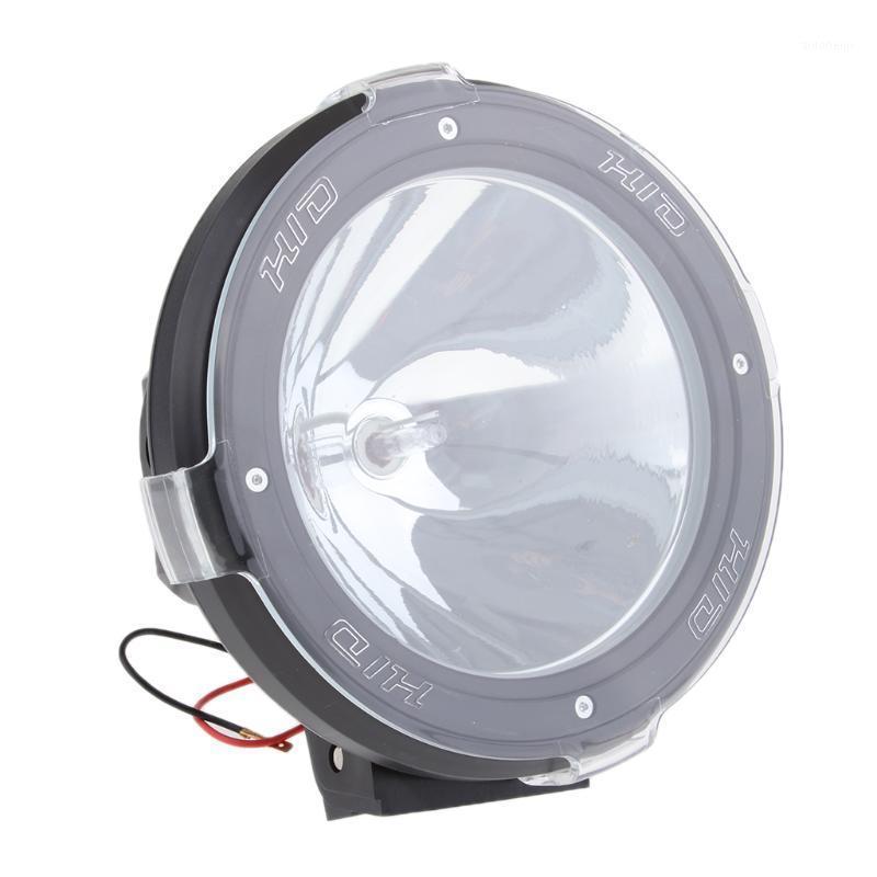 """Lumière de travail 1 PCS 7 """"100W Xenon HID Travaux de travail Conduite de la lampe de brouillard Spot d'inondation 6000k pour camion de moto bateau VTT, etc. IP681"""