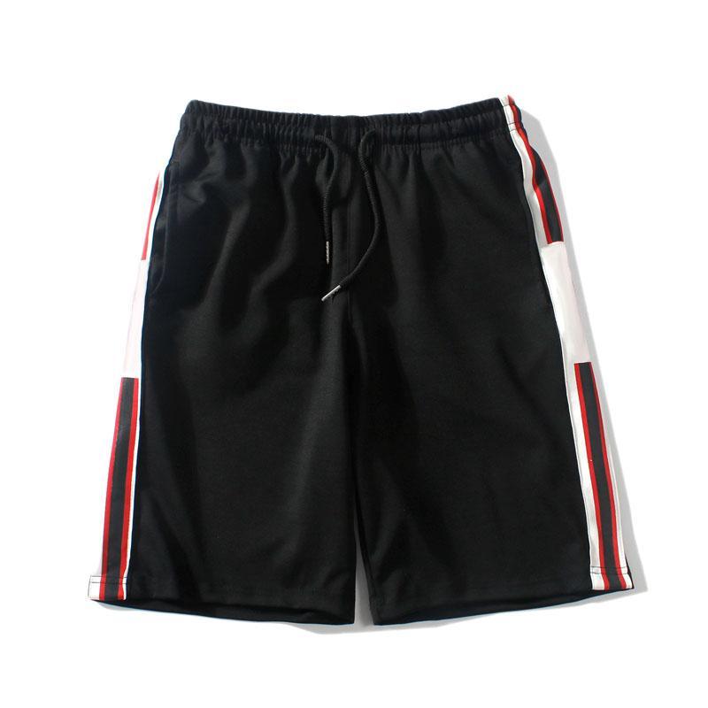 20ss мужские активные шорты мода шаблон спортивные штаны бегущие шкалы для трек прогулков лето новых шортс 2021 высокое качество 4 цвета азиатских