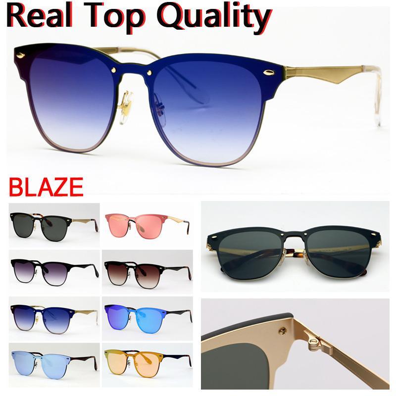Lunettes de soleil Hommes Sunglasses Blaser Designer Nouveau 2020 Femmes Lunettes de soleil UV Protéger des lentilles en cuir, tissu, tous les accessoires de paquet de détail!