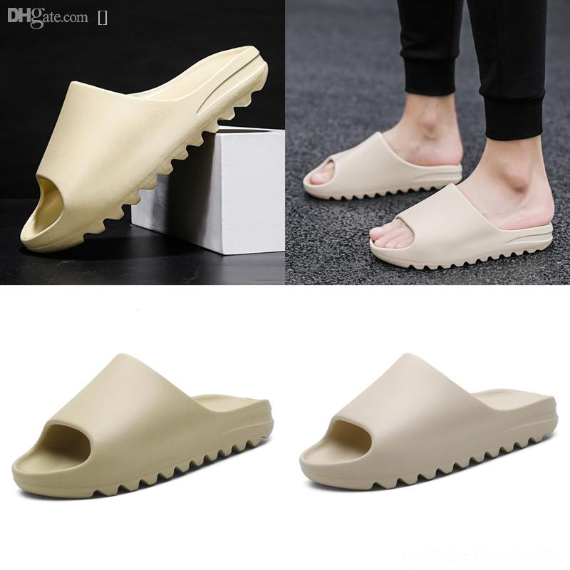 R37IU Herrengummi Hohe Qualität Anhänger Slipper Mode Womens Slides Sandalen mit Perlen Tiger Flip Blume Outdoor Beach Hausschuhe Casual
