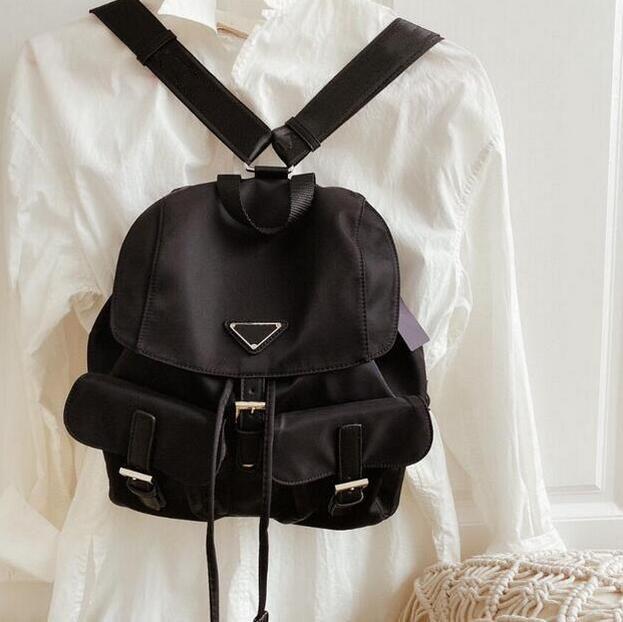 مصمم حقائب الظهر رجل نايلون حقيبة يد محفظة الأزياء حقيبة مدرسية سعة كبيرة حقيبة السفر حقائب للجنسين