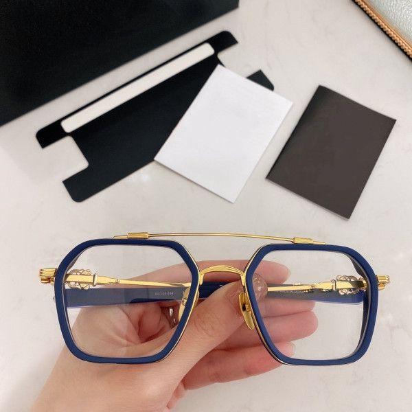 Hotation High Quality New Fashion Gafas Marco de vista corto Marco de ojos Retro MARCO grande puede medir el tamaño de la lente de la prescripción 53-24-144