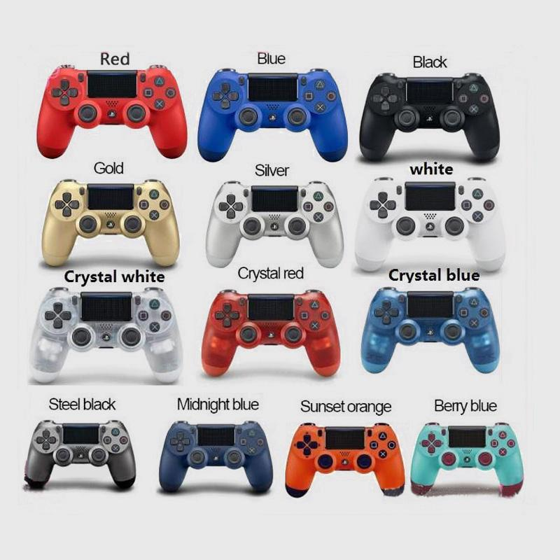 PS4 Wireless Controller Joystick Shock Console Controller Bluetooth Gamepad für Sony PlayStation Play Station 4 Vibration Game Pad Accessoire mit Retail Box