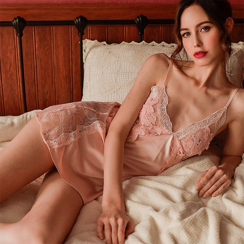 Femme lingeries dentelle femme lingeries Juguetes Pantyhose Lenenceria sexe Sous-vêtements femmes Pyjamas Femmes femmes sexy Summer Wightwear